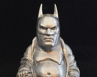 Batman Buddha (Dark Steel)