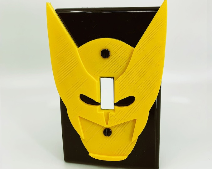 Wolverine - Switchplate Cover