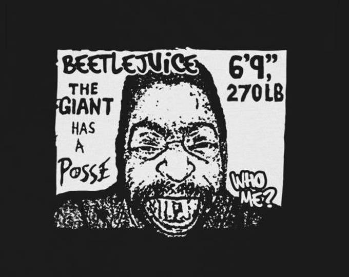 Beetlejuice has a Posse - Tshirt