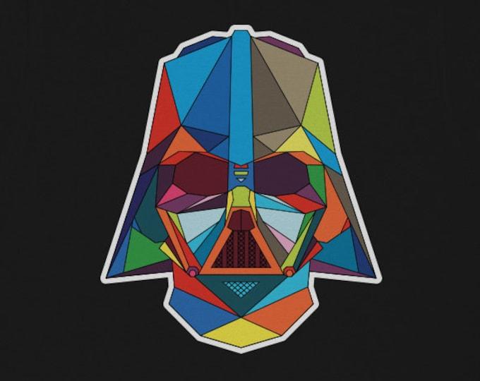 """Star Wars """"Vader Geometric"""" - Tshirt"""