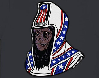 "Planet of the Apes - ""Dirty Apes 1"" Tshirt"