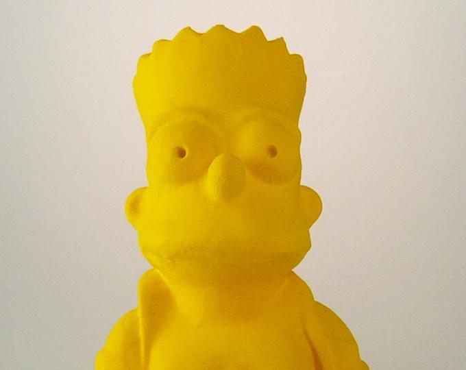 Simpsons - Bart Buddha (Yellow)