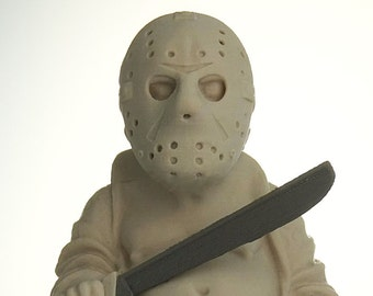 Friday the 13th - Jason Voorhees Buddha (Sand)