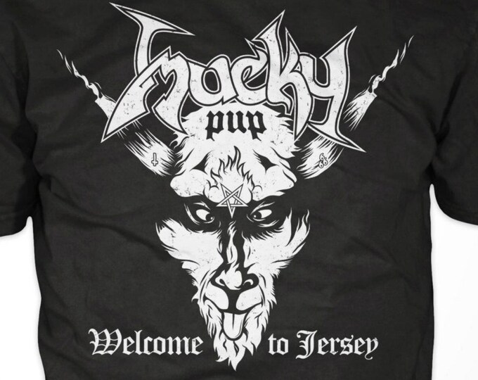 "Mucky Pup - ""Venom"" Logo Tshirt"