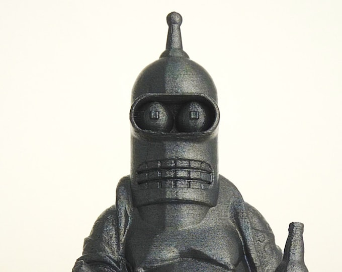 Futurama - Bender Buddha (Dark Steel)