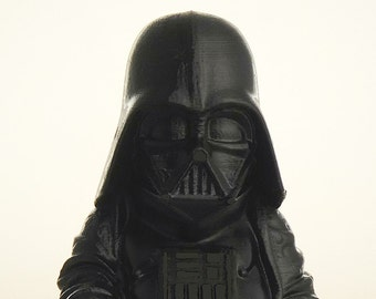 Star Wars - Darth Vader Buddha (Black Satin)