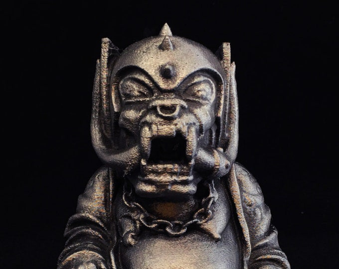 Motorhead - War Pig Buddha (Hammered Iron)