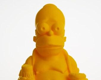 Simpsons - Homer Buddha (Yellow)