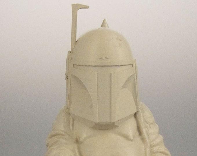 Boba Fett Buddha (Desert Sand)