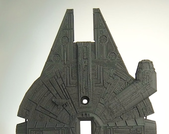 Star Wars - Millenium Falcon - Switchplate Cover