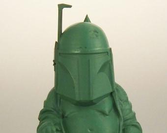 Boba Fett Buddha (Moss Green)
