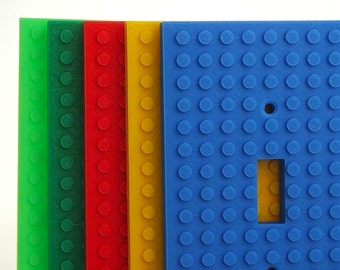 Lego - Switchplate Covers