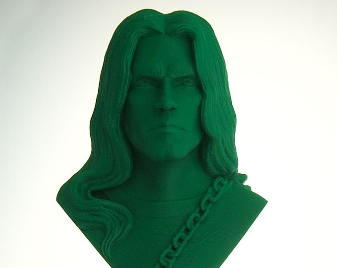 Peter Steele Type O Negative - Memorial Bust