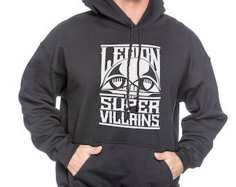 Legion of Super Villains - Sweatshirt