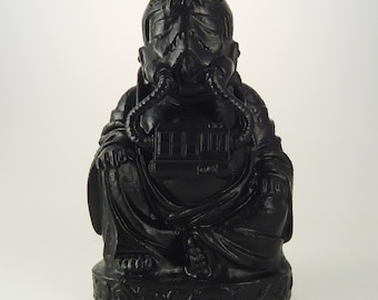 Star Wars - Tie Fighter Pilot Buddha  (Black Satin)