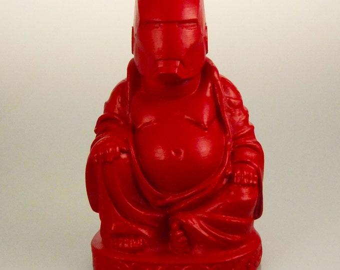 Avengers - Iron Man Buddha (Crimson Red)