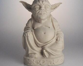 Star Wars - Yoda Buddha (Desert Sand)