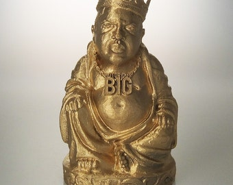Notorious BIG Buddha (Brilliant Gold)