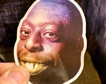 Howard Stern - Beetlejuice Sticker