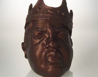 Notorious BIG (Metallic Rust)