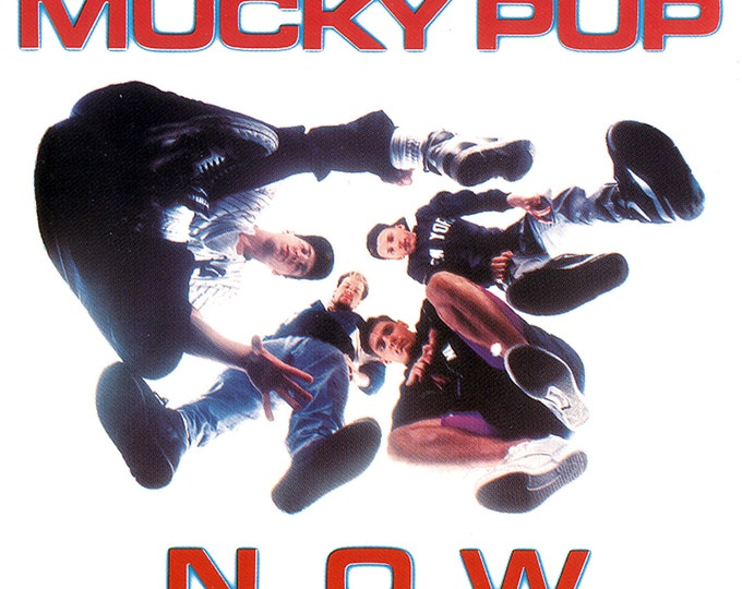 "Mucky Pup CD - ""NOW"""