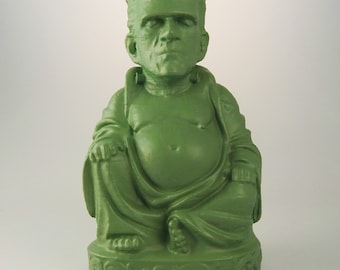 Frankenstein Buddha (Mint Green)