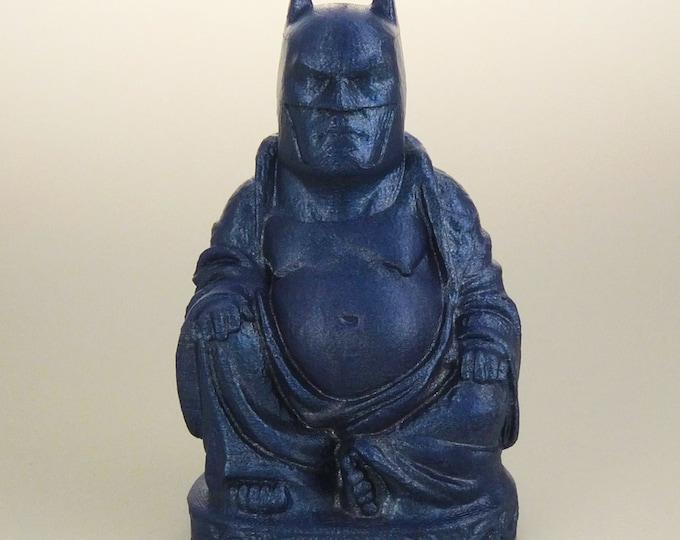 Batman Buddha (Blue Metal Flake)