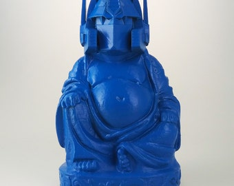 Transformers - Optimus Prime Buddha (Blue)