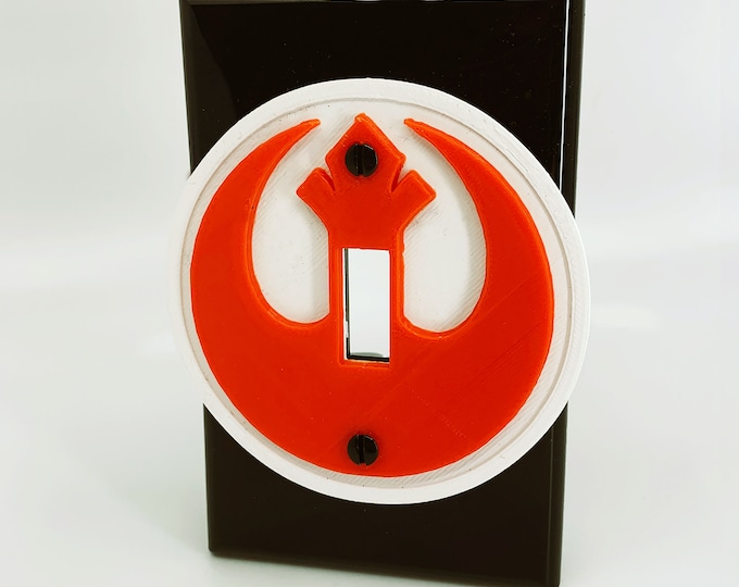 Star Wars - Jedi - Switchplate Cover