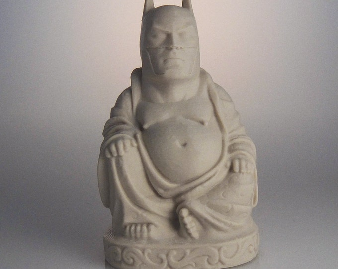 Batman Buddha (Desert Sand)