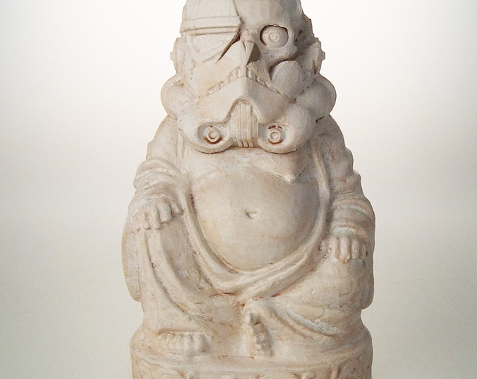 Star Wars - Zombie Trooper Buddha