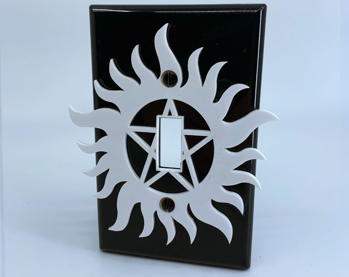 Supernatural - Switchplate Cover