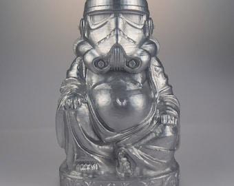 Star Wars - Zen Trooper  (Chrome)
