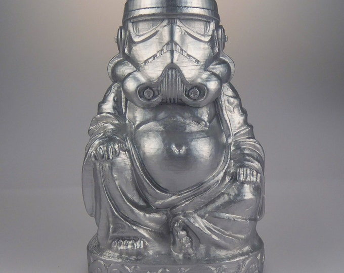 Star Wars - Zen Trooper  (Chrome Finish)