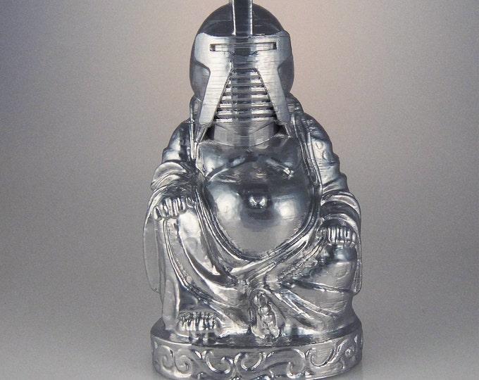Battlestar Galactica - Cylon Buddha (Chrome)