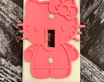 Hello Kitty - Switchplate Cover