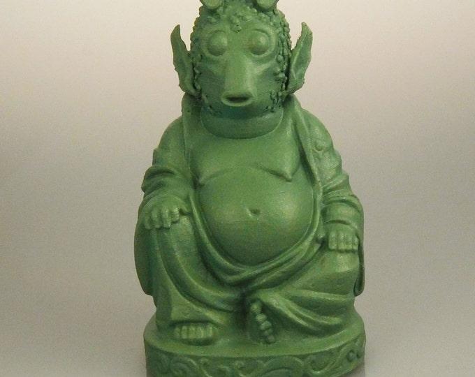Star Wars - Greedo Buddha (Mint Green)