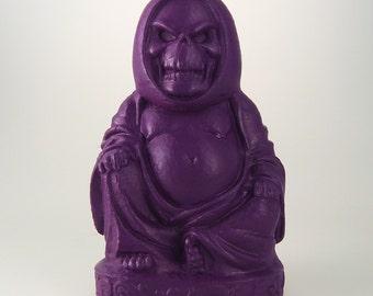 Skeletor Buddha (Purple)