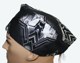 Archie Comics Theme Scrub Hat