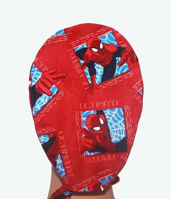Outstanding Super Hero Avengers Scrub Cap Spider Man Scrub Hat Spiderman Patch Scrub Cap Character Scrub Hat Kids Design Scrub Hat Scrub Hats Evergreenethics Interior Chair Design Evergreenethicsorg