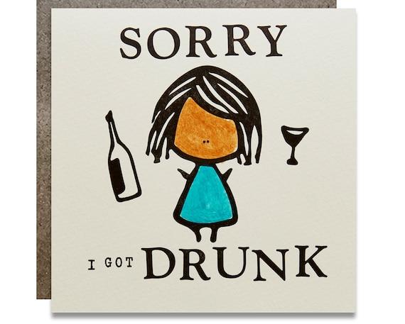 dronken aansluiting met vriend