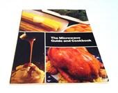 Microwave Cookbooks, Set of 2 Microwave Cookbooks, 1980s Cookbooks, Vintage Recipes, Recipe Books