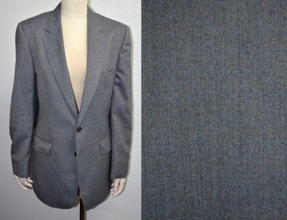 Cartier Jacket, Designer Blazer, Vintage Men's Bla