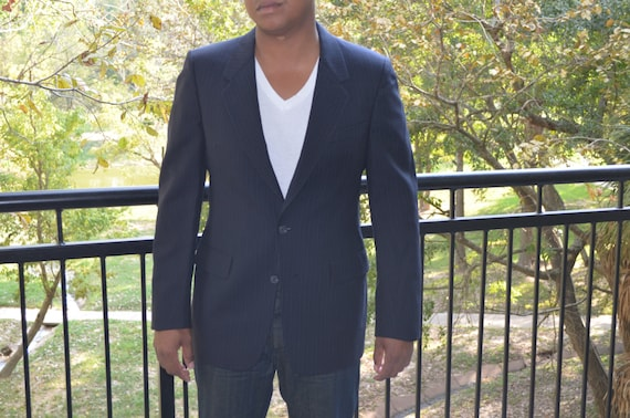 Dior Jacket, Designer Blazer, Vintage Men's Blazer