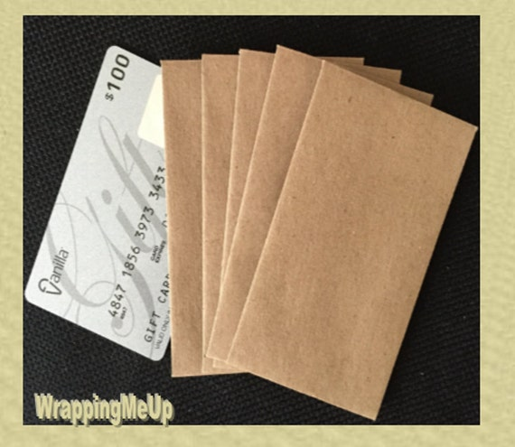 image 0 - Business Card Envelopes