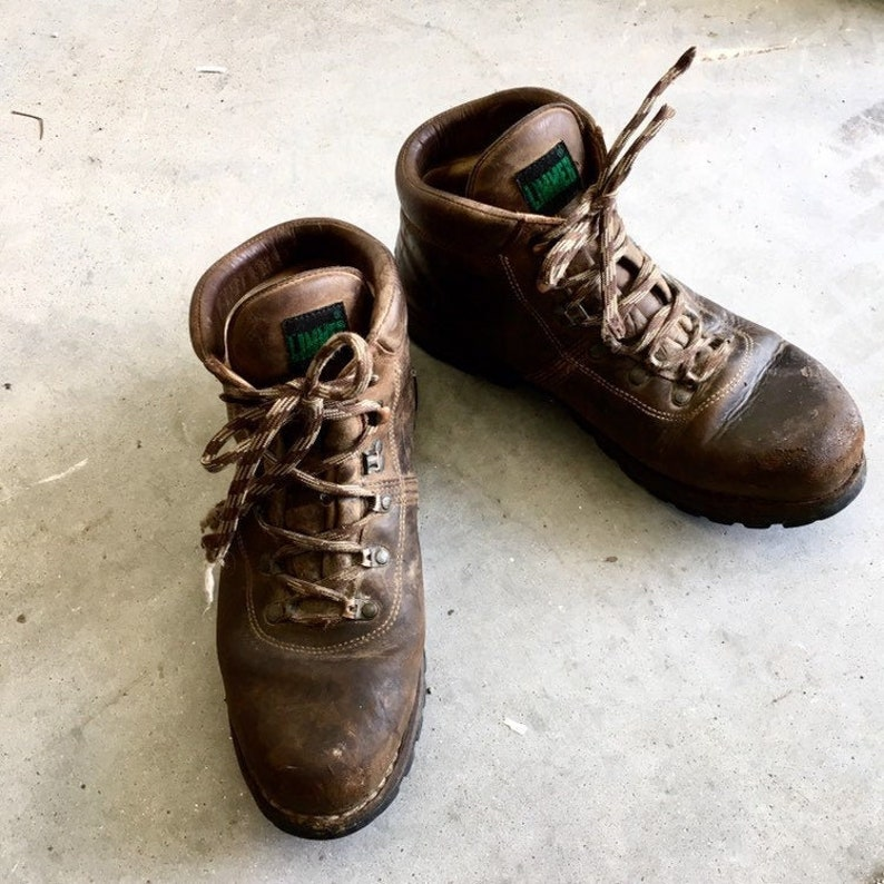 4402c62c7a3 Limmer men's hiking boots - vintage 70s 80s -mountaineering boots