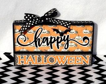 Happy Halloween Stacker
