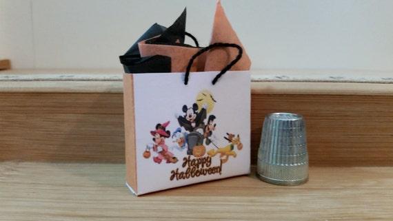 a7d6ecc5d230 H-11 Miniature Halloween shopping bag for Barbie and