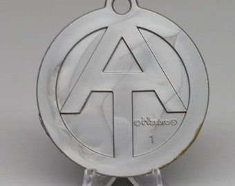 1:6th Scale  Repro AT Dog Tag w//Chain
