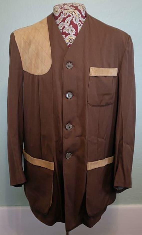1940s shooting jacket